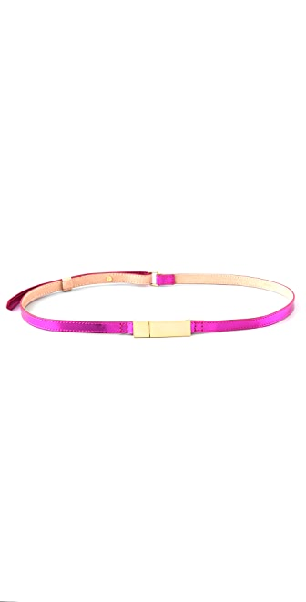 By Malene Birger Reflecting Elegance Ray Belt