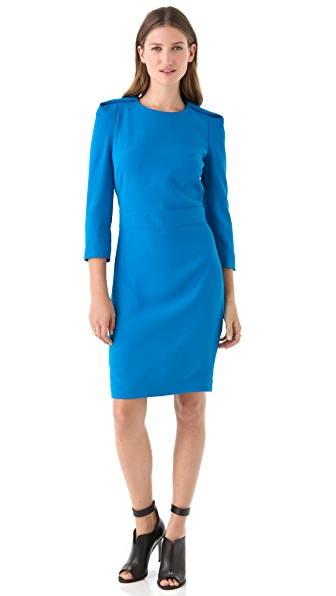 By Malene Birger Zofir Solid Shift Dress