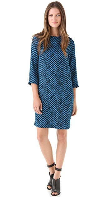 By Malene Birger Dalooni Chevron Dress
