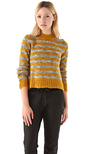 By Malene Birger Colberta Stripe Sweater