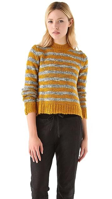 By Malene Birger Colberta Stripe Sweater