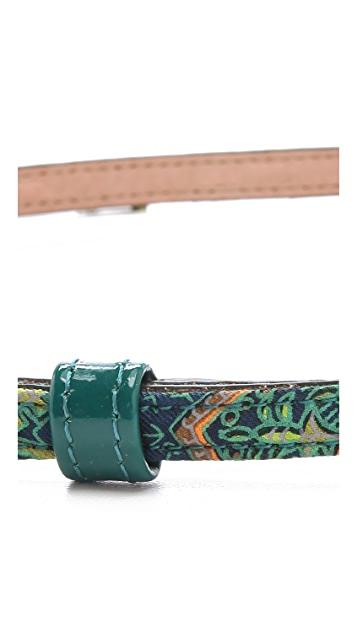 By Malene Birger Nidietta Silk Belt