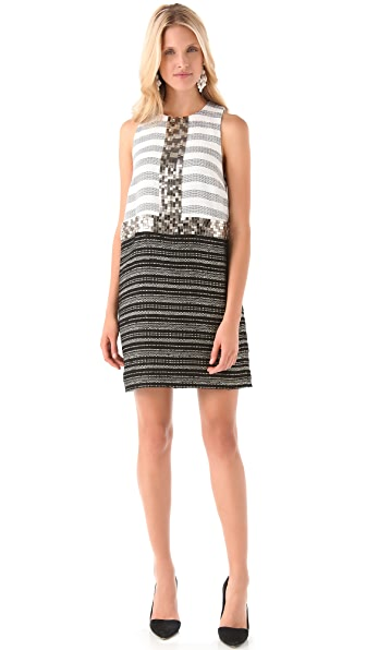 By Malene Birger Rasimnel Beaded Shift Dress