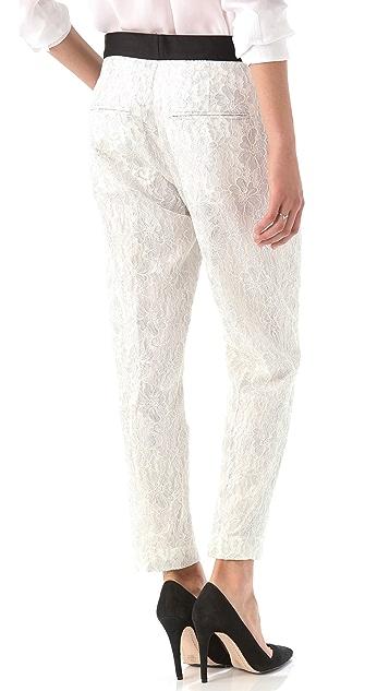 By Malene Birger Gaudonsa Lace Pants