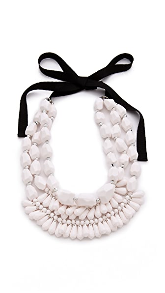 By Malene Birger Rulaso Necklace