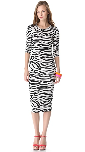 By Malene Birger Husia Zebra Dress