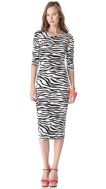 By Malene Birger Husia Zebra Dress