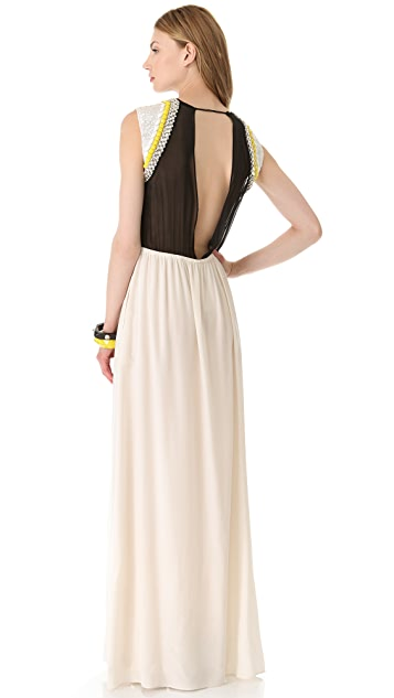 By Malene Birger Lanamil Beaded Gown