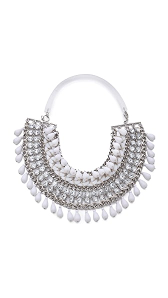 By Malene Birger Bikum Bib Necklace