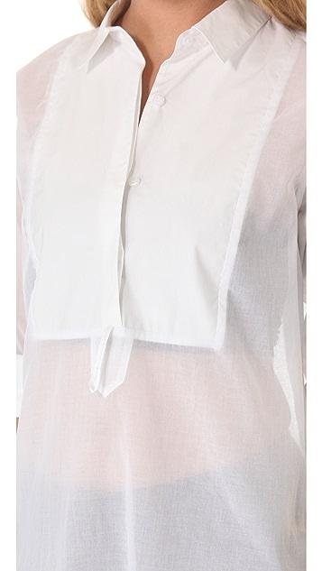 By Malene Birger Ajaj Cotton Voile Tunic