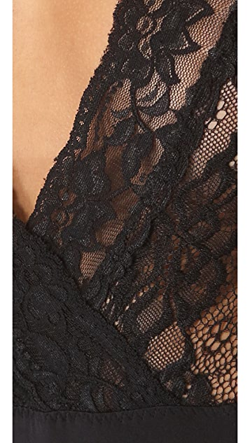 By Malene Birger Rawal Lace Bodysuit