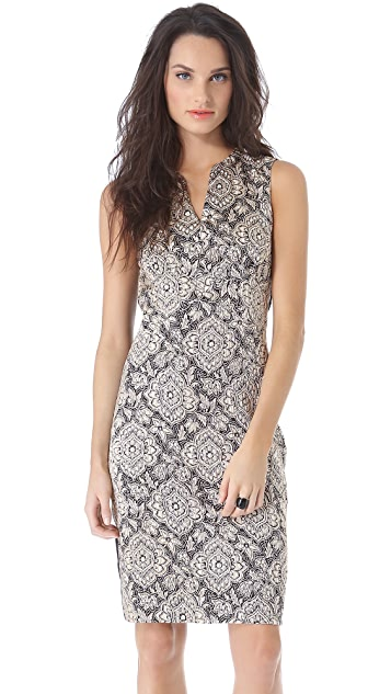 By Malene Birger Izzie Lace Front Dress