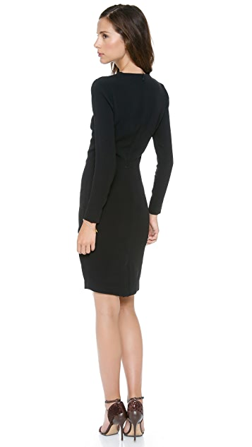 By Malene Birger Laisha Mesh Front Dress