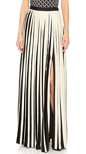 By Malene Birger Ishrat Pleaty Maxi Skirt