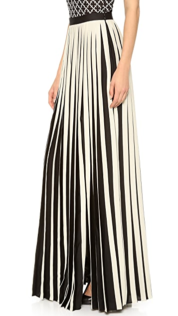 By Malene Birger Ishrat Pleaty Maxi Skirt