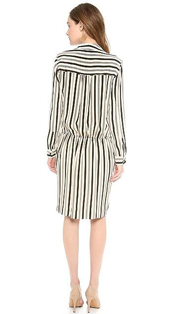 By Malene Birger Ragini Striped Dress