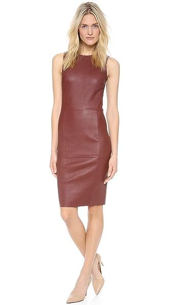 By Malene Birger Iranta Leather Dress