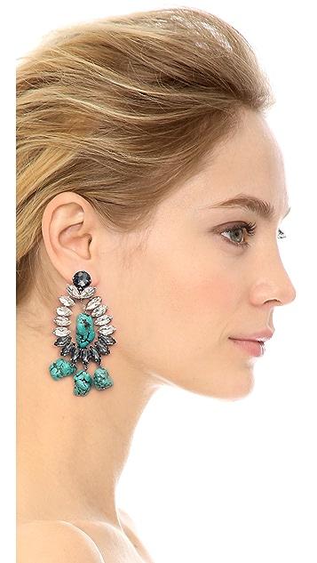 By Malene Birger Braicca Clip On Earrings