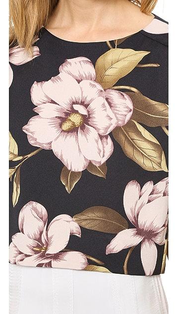 By Malene Birger Cirilla Floral Top