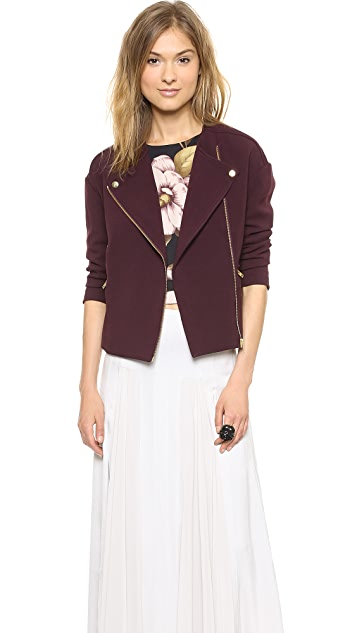 By Malene Birger Barbarah Moto Jacket
