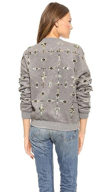 By Malene Birger Prospera Embellished Jacket