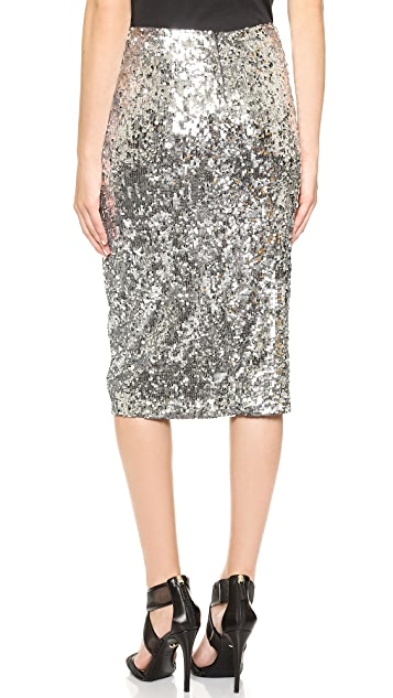 By Malene Birger Poliio Sequin Skirt