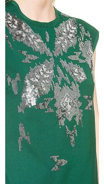 By Malene Birger Batiluka Embellished Top