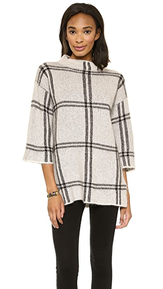 By Malene Birger Tizianae Check Pullover