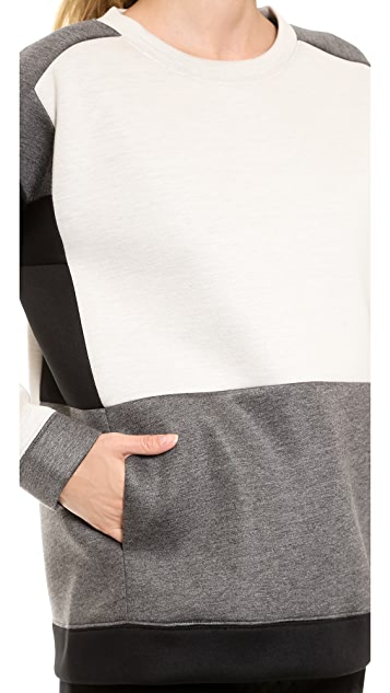 By Malene Birger Hermeline Colorblock Pullover