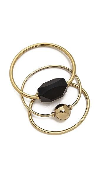 By Malene Birger Orchestra Bracelet Set