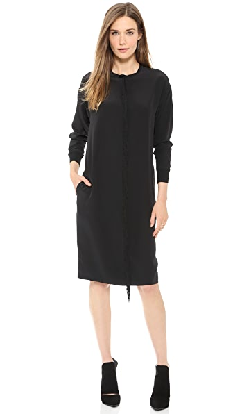 By Malene Birger Druina Fringe Dress