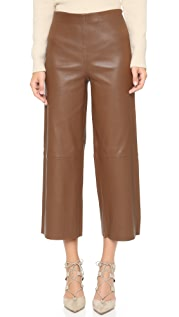 By Malene Birger Paqia Leather Pants