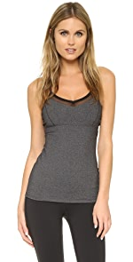 Point And Curve Mesh Cami                Beyond Yoga