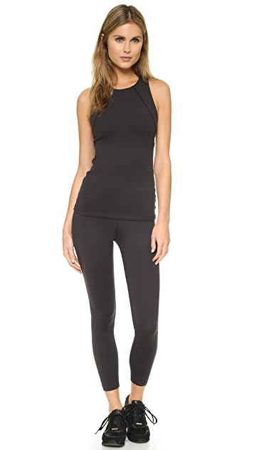 Beyond Yoga Double Keyhole Tank