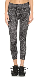Luxe Print Capri Leggings                Beyond Yoga