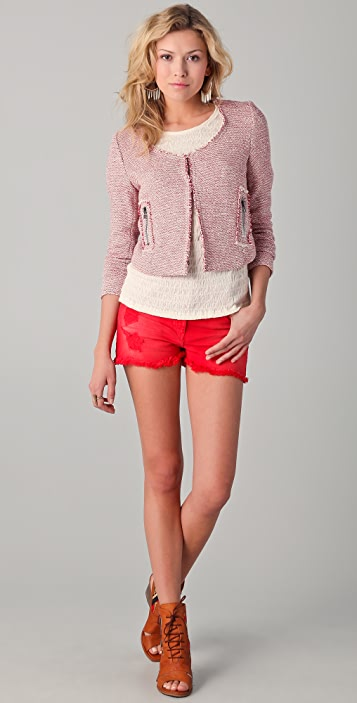 By Zoe Harman Denim Shorts
