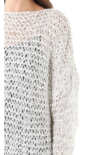 By Zoe Esky Tunic Sweater Dress