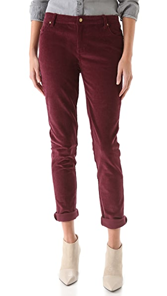 By Zoe Riri Corduroy Pants