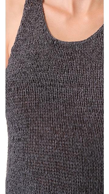 By Zoe Itek Knit Sweater Tank
