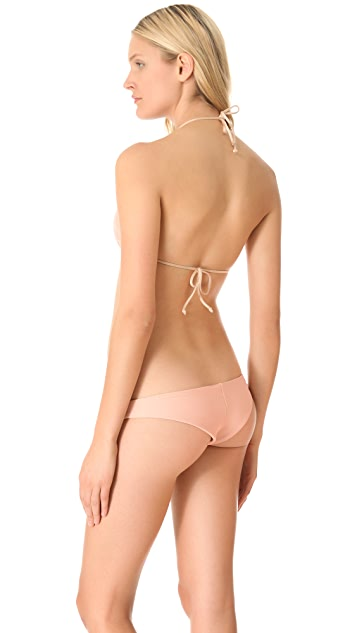 Cali Dreaming Tie String Bikini