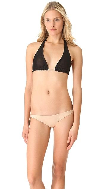 Cali Dreaming Reversible Halter Bikini