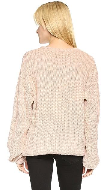 Callahan Oversized Boyfriend Sweater
