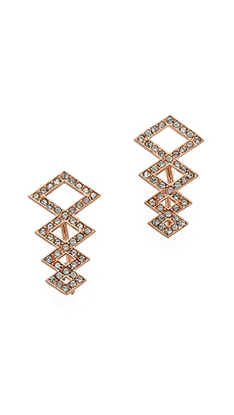 Ca & Lou Sacha Lobo Earrings