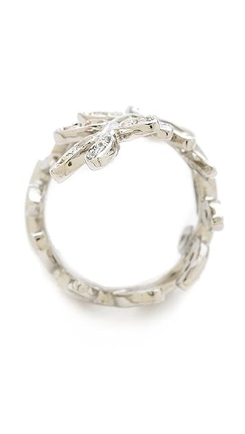 Ca & Lou Anne Contrarie Ring