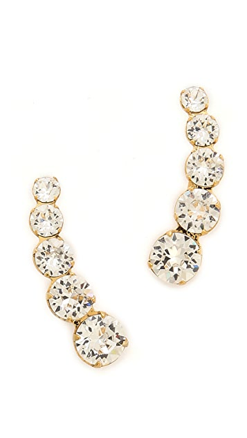 Ca & Lou Debutante Lobo Earrings
