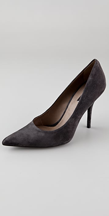 Calvin Klein Collection Kit Tapered Toe Pumps