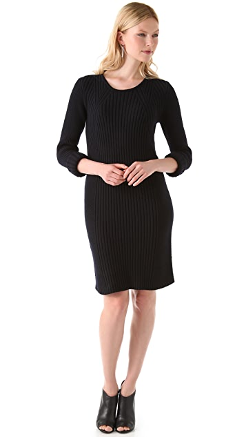 Calvin Klein Collection Ebru Sweater Dress
