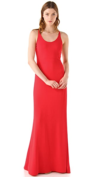 Calvin Klein Collection Liesel Maxi Dress