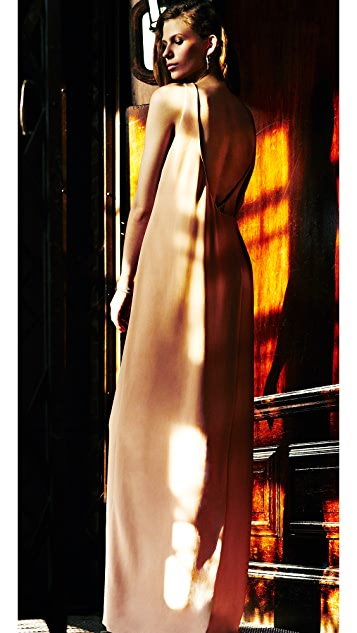 Calvin Klein Collection Livia Maxi Dress