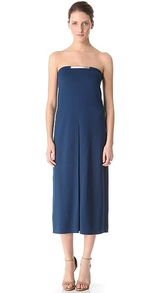 Calvin Klein Collection Geza Strapless Dress